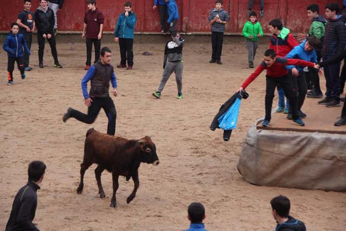 Inauterien agurra Piñata igandearekin - 8