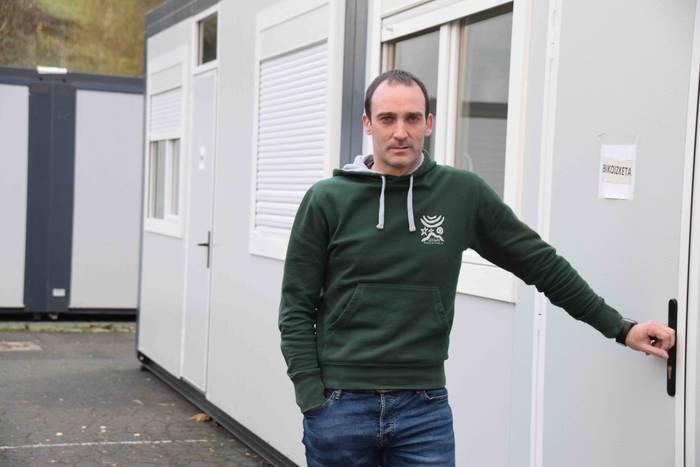 «2019-2020 ikasturtean, guztiak eraikin barruan hastea da asmoa»