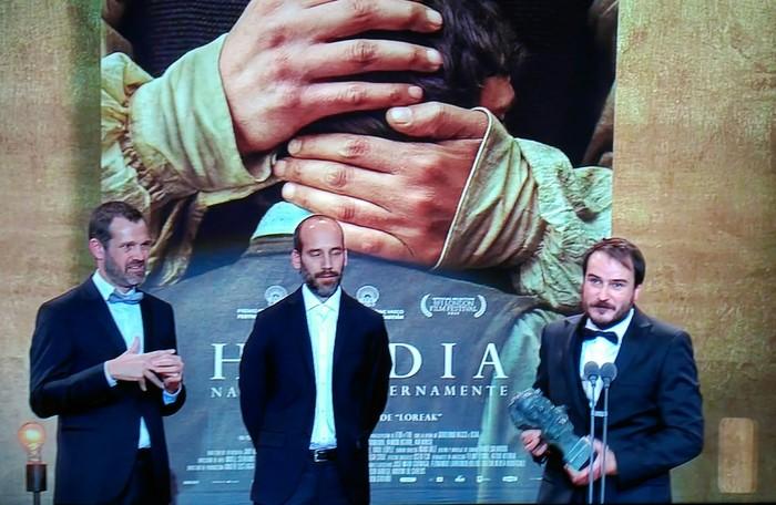 Hamar Goya sari eskuratu ditu 'Handia' filmak