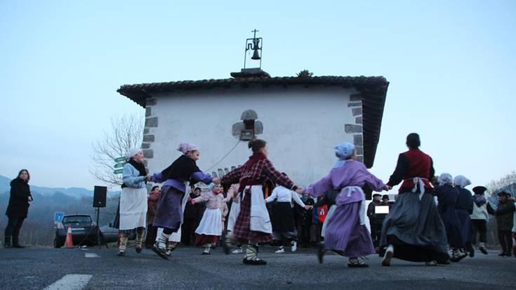 San Sebastian eguna, iristear