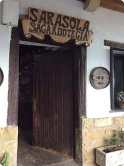 Sarasola Sagardotegia 2