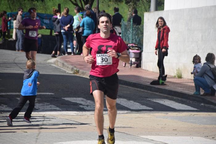 Hassan Ait Chaou eta Maite Etxezarreta garaile - 92