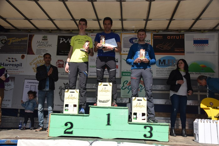 Hassan Ait Chaou eta Maite Etxezarreta garaile - 143