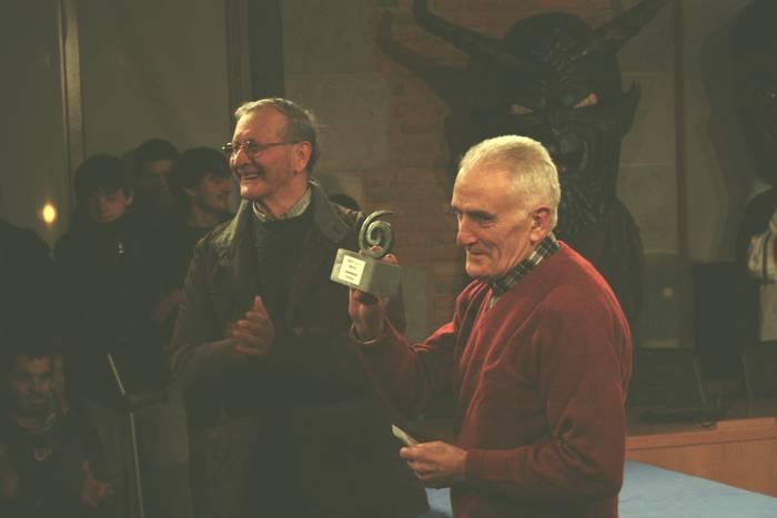 Mattin Amundarain euskaltzalea hil da 87 urte zituela