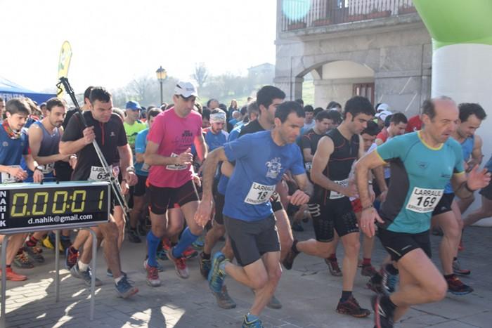 Hassan Ait Chaou eta Maite Etxezarreta garaile - 16