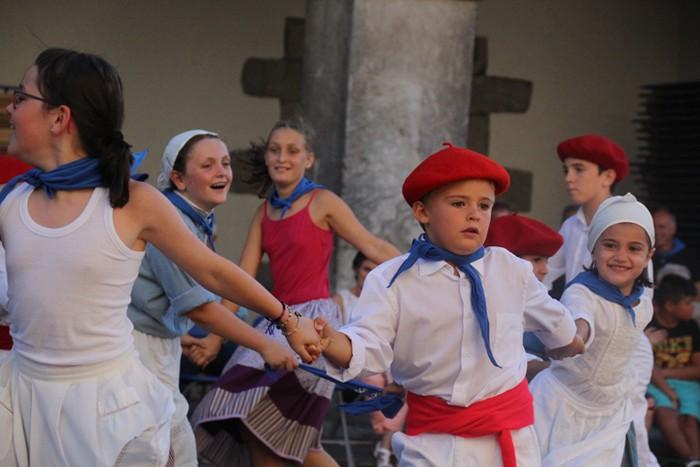 San Lorentzo festak