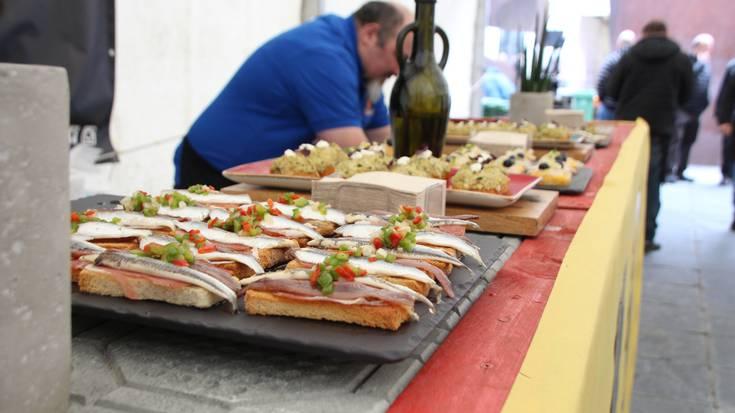 Gastronomiari, kulturari eta historiari gorazarre, Aste Santuan