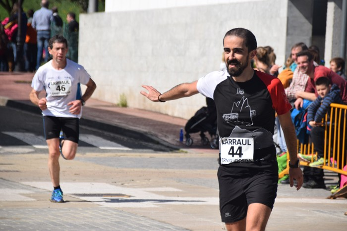 Hassan Ait Chaou eta Maite Etxezarreta garaile - 68