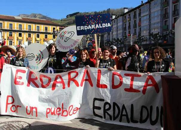 Erdaraldia en Tolosa