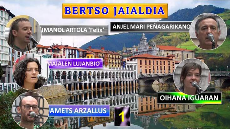 Bertso-jaialdia (1) (Tolosa, 2021-06-27) (35''14'')