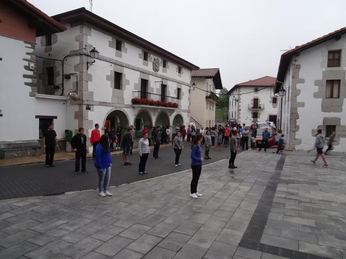 Abaltzisketan San Joan bezpera berezia