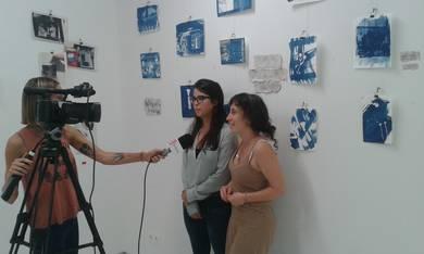 Ikusgai da GazteArt proiektuko artistek sortutako lanen erakusketa
