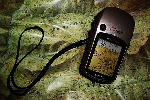 GPS ikastaroa antolatu du, Alpinok, astelehenetik aurrera