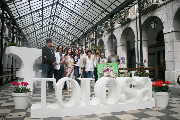 Tolosa Zuria Loretan