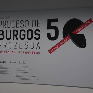 Erakusketa. '1970-2020 Burgosko Prozesua'. Bizikidetza programa