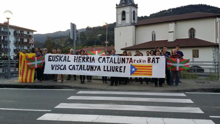 Kataluniako erreferenduma babestu dute - 10
