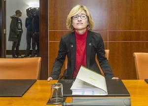 Politikagintza utziko duela iragarri du Pili Zabalak