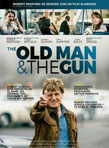 Zinema: 'The old man and the gun'