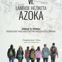 VI. Lanbide Heziketa Azoka