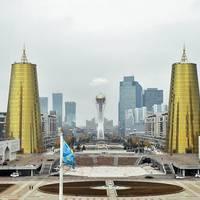 Erakusketa: Kazakhstan