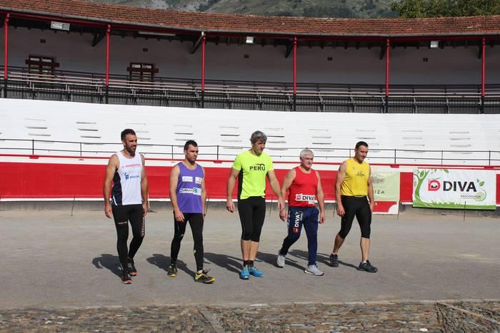 Faborito argirik gabe, Euskal Pentatloiaren finala jokoan larunbat honetan