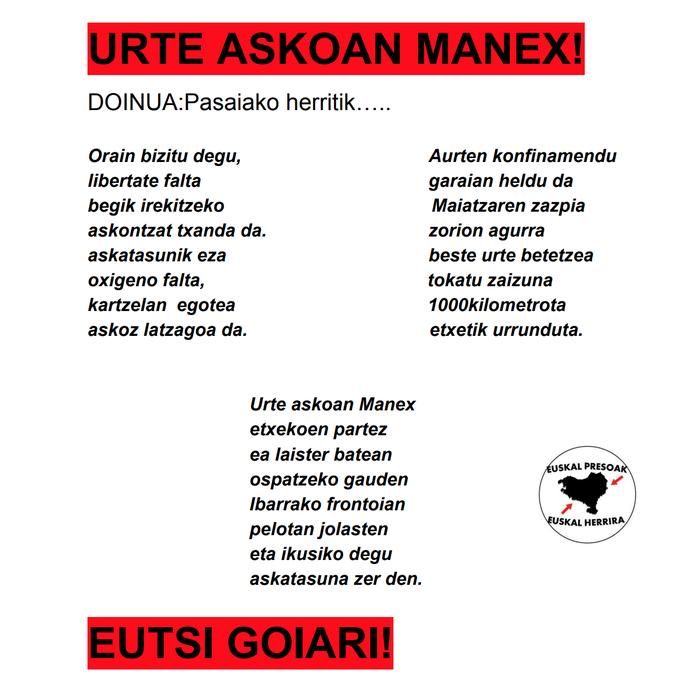 Urte askoan Manex!