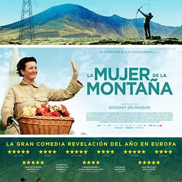 Zinema: 'La mujer de la montaña'