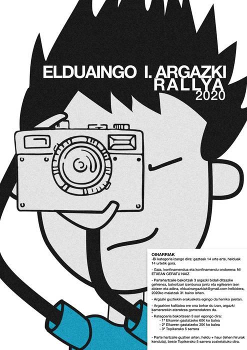 Argazki Rally-a martxan da