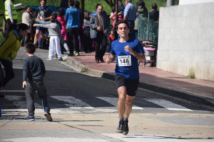 Hassan Ait Chaou eta Maite Etxezarreta garaile - 57