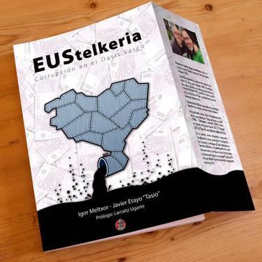 Liburu aurkezpena: 'Eustelkeria'