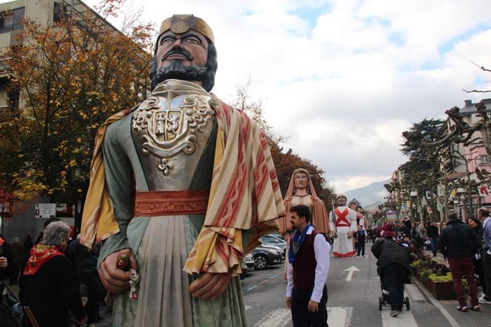 Babarrunaren aitzakian, Euskal Jaia - 9