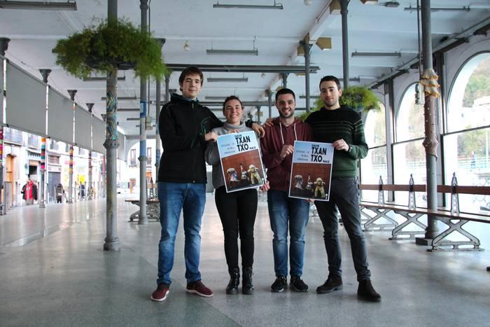 Euskal Herriko inauteriak bilduko ditu Udaberrik, ikuskizun berezi batean