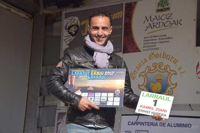Hassan Ait Chaou eta Maite Etxezarreta garaile - 10