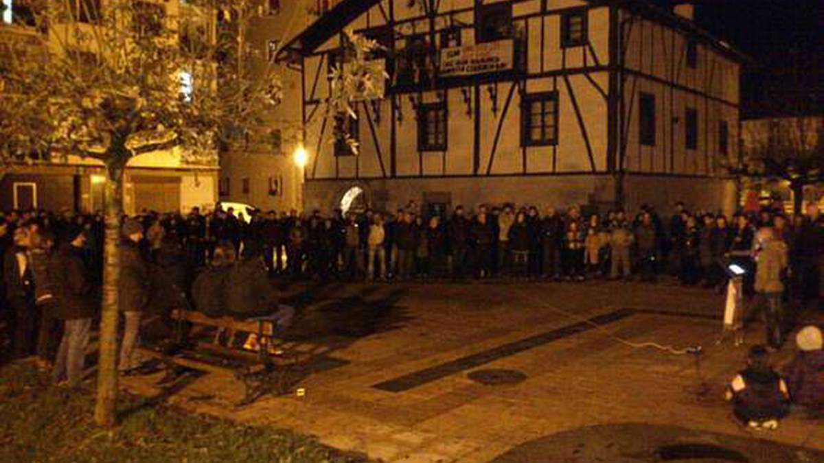 S.O.S. mezua bidali dute Sevilla II espetxean dauden euskal presoen senide eta lagunek