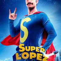 'Super Lopez' filma