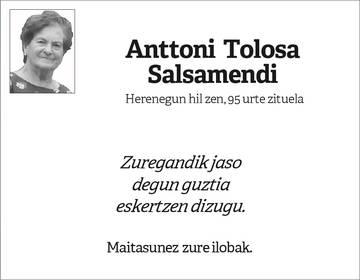 Anttoni Tolosa Salsamendi