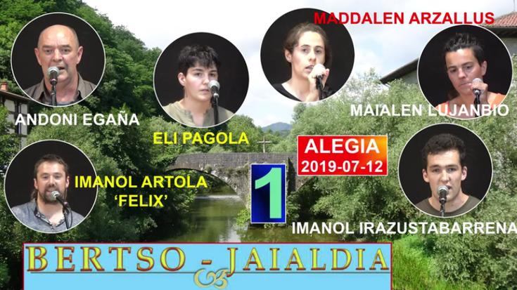 Bertso-jaialdia (1) (Alegia, 2019-07-12) (42'22'')
