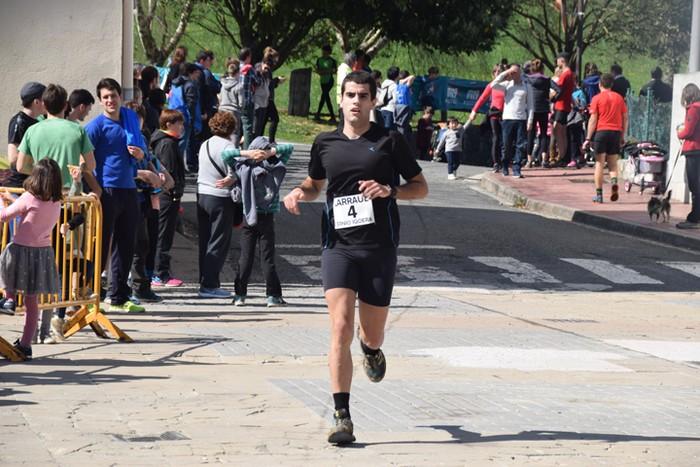 Hassan Ait Chaou eta Maite Etxezarreta garaile - 109