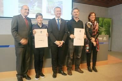 Eskola Jasangarria izendapena jaso dugu