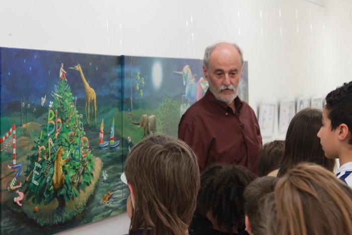 Igerabidek irabazi du Espainiako Haur Literaturako saria