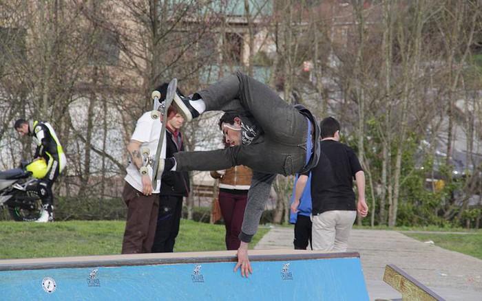 XVI. Skate Txapelketa urriaren 29an