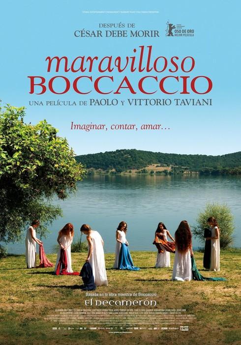 Maravilloso Boccaccio filma