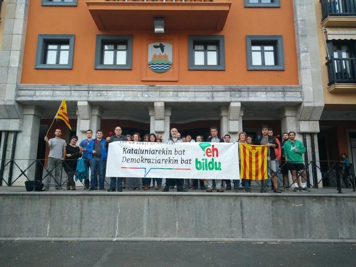 Kataluniako erreferenduma babestu dute - 5