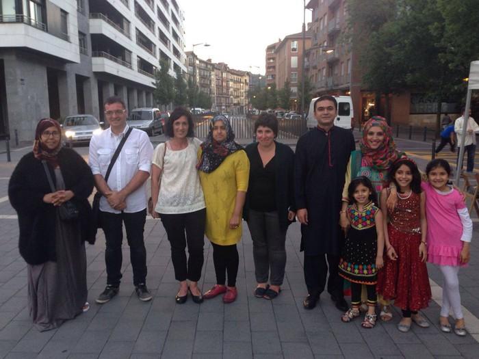 Ramadana, bizilagunengandik gertuago
