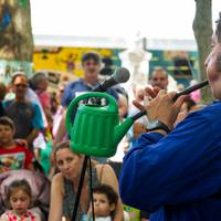 MUSIKARIA: Trakamatraka tailerra