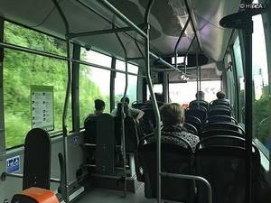 «68 urte eta auto-stopean ibili behar izatea ere...»