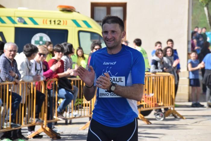 Hassan Ait Chaou eta Maite Etxezarreta garaile - 30