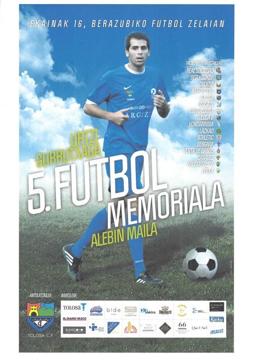 5. Urtzi Gurrutxaga Memoriala