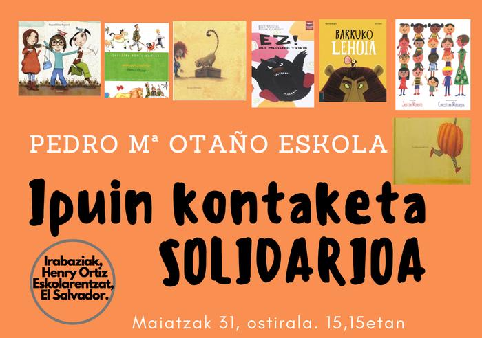 Ipuin solidarioak Otañon