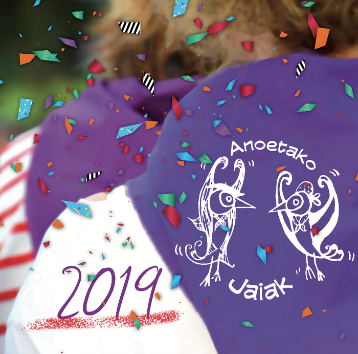 ANOETAKO FESTAK 2019. Anitz dantza taldearen emanaldia